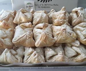 Pañuelos de crema artesanales  en Badajoz