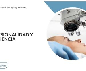Médicos especialistas Oftalmología en Aldaia | Clínica Graullera