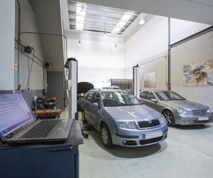Electromecánica de vehículos en Getxo