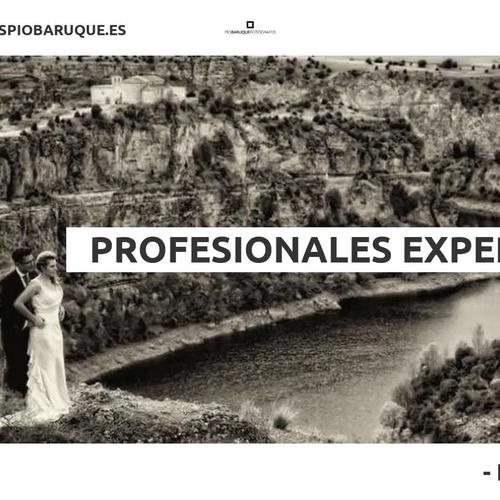 Fotógrafo de bodas en Valladolid | Pío Baruque Fotógrafos