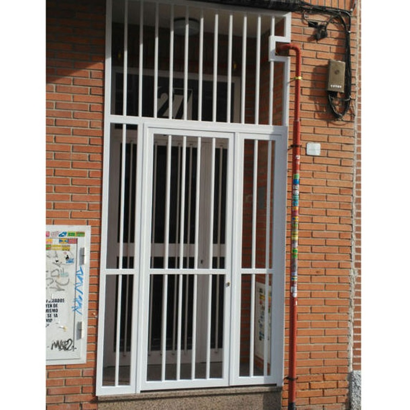 Cancela para portales: Servicios y Productos de Cerrajería Avelino Izquierdo, S.L.