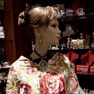 Mantones bordados en Zaragoza