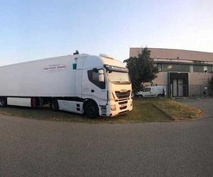 Transportes frigoríficos en Lugo | Trans. Armesto Arango