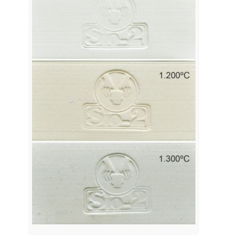 PRAI Refractaria blanca 0-0.2 mm: Servicios  de Alfarería Garmendia