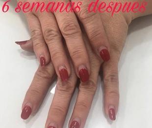Esmalte de uñas permanente