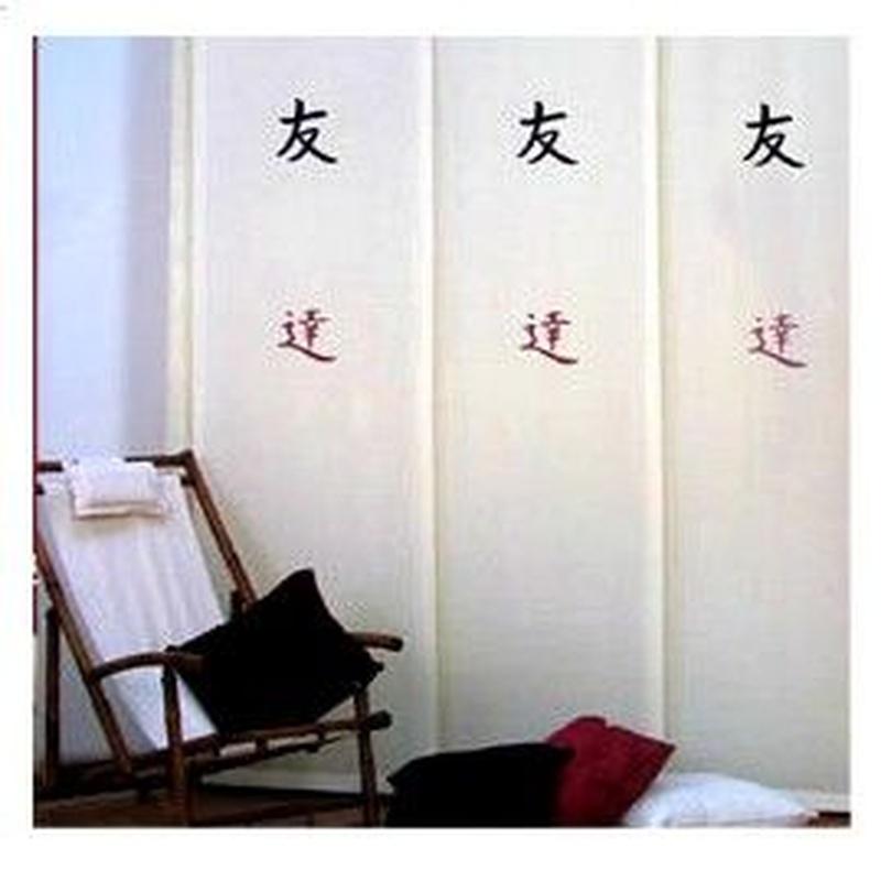 Panel Japonés: Productos de Artestor