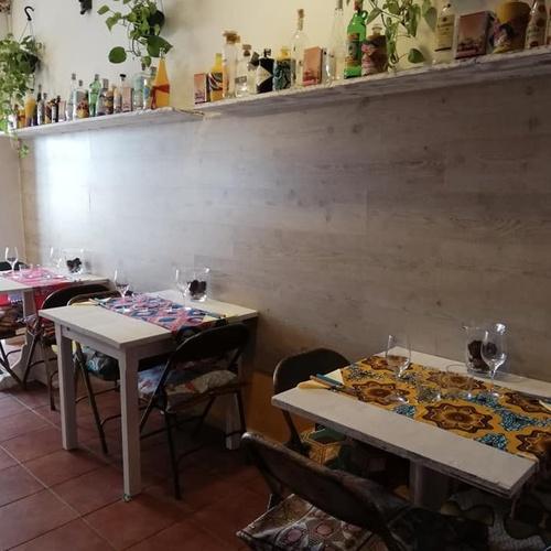 Restaurante con amplia oferta gastronómica
