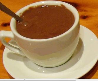 Cócteles: Productos de Cappuccino Teatinos