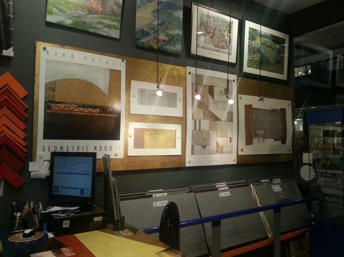 Enmarcación a medida : Servicios   de 4 Ingletes Arturo Soria