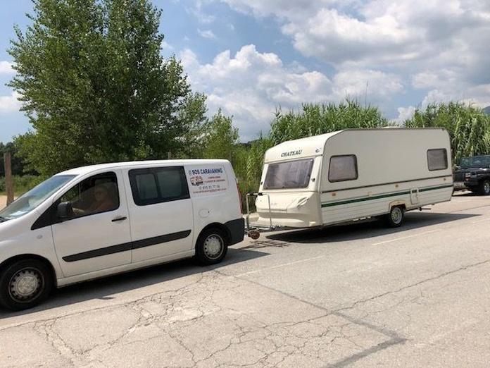 Alquiler de caravanas en verano: Servicios de S O S Caravaning