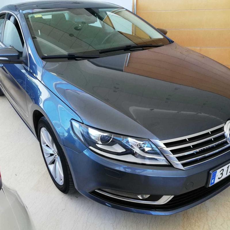 VOLKSWAGEN CC 2.0 TDI 140cv Advance BluemotionTech 4p.:  de Bon Cars