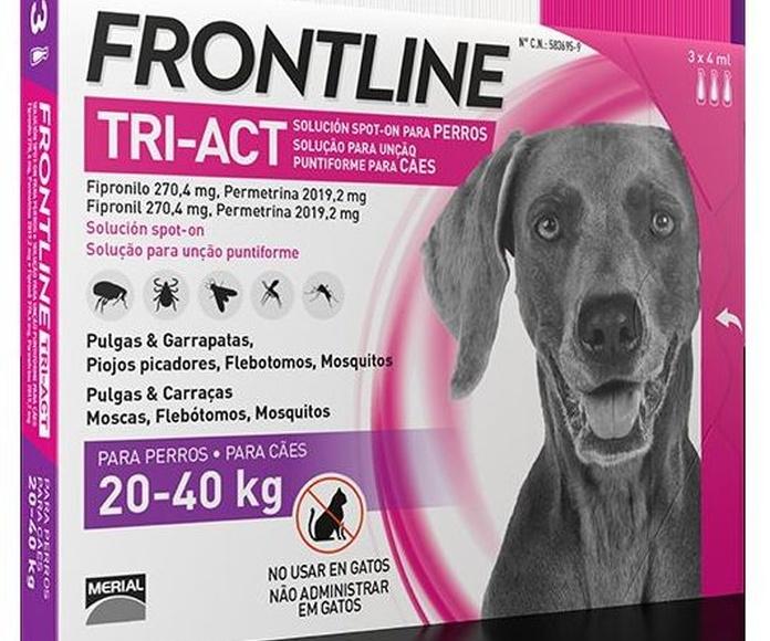 Frontline Triact comprar en Madrid