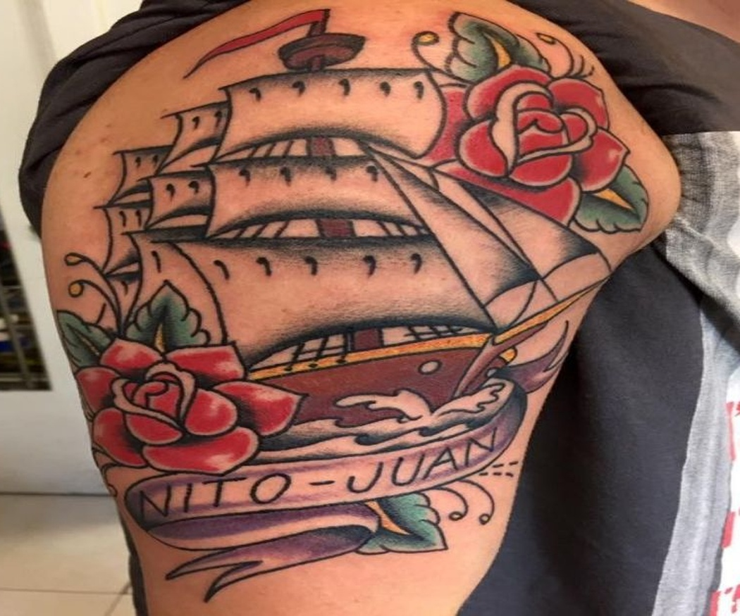 Un tatuaje completamente personal