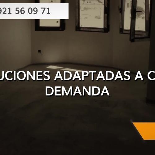 Rehabilitación de edificios en Carbonero el Mayor | Domingo Trigos Contratas y Construcciones, S. L.
