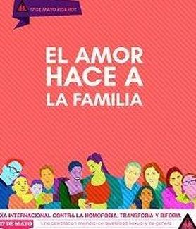 Día internacional contra la homofobia-2017: el papel de las familias