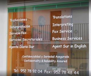 Traducciones juradas en todos los idiomas