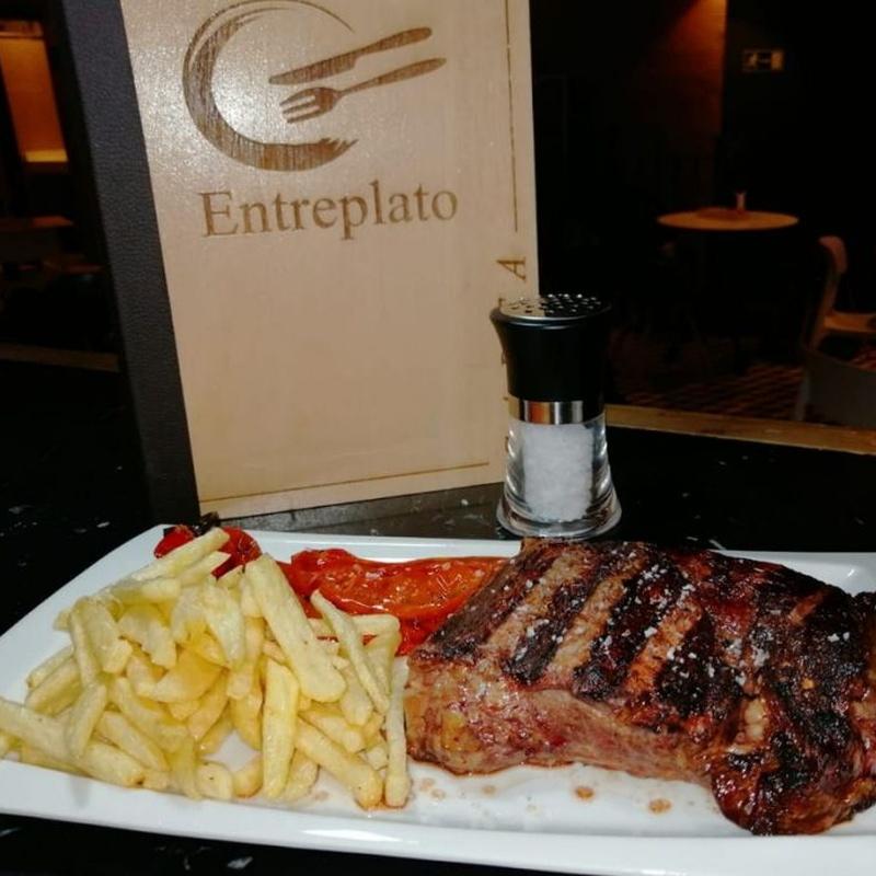 Carnes: Carta de Restaurante Entreplato