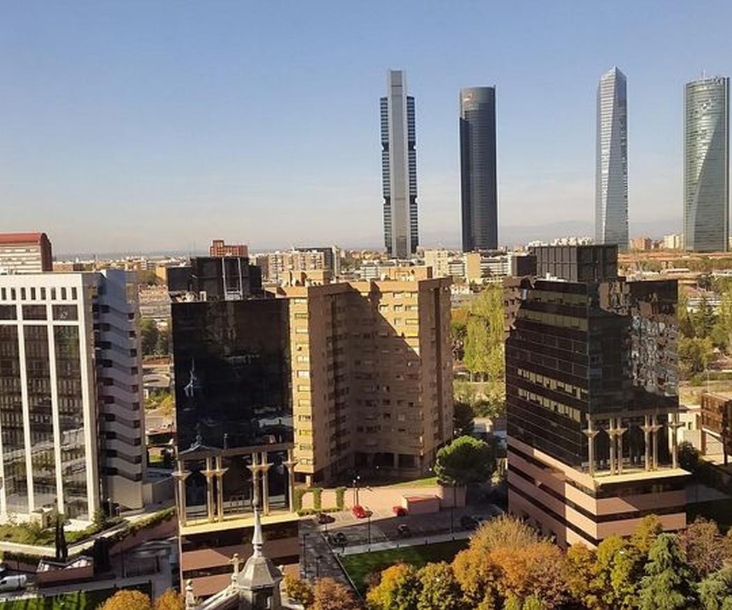 Cifras sobre nuevas sociedades mercantiles creadas en Madrid