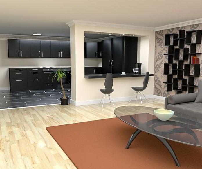Muebles modernos: Servicios y Productos de Muebles APARICIO. Almedinilla.
