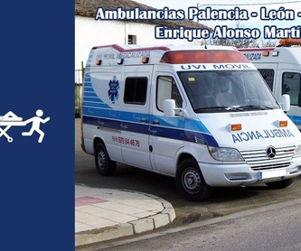 Taxis de gran lujo: Servicios de Ambulancias Enrique