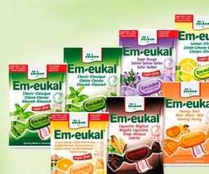 Caramelos Em-eukal