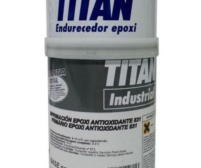 Imprimacion epoxi 831 Titan industria