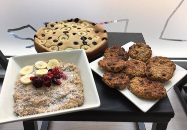 Taller de Desayunos, Almuerzos y Meriendas Saludables