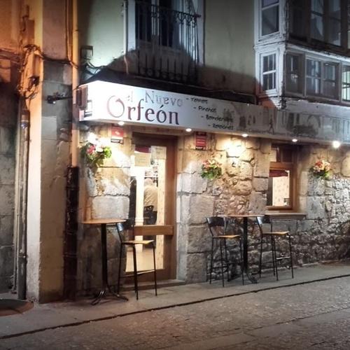 Bar de tapas en Burgos