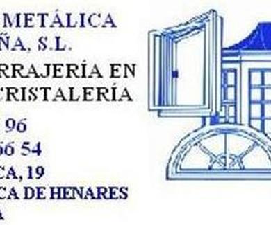 Carpintería Metálica Alcarreña en Azuqueca de Henares