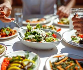 Entrantes con acento ecuatoriano: NUESTRA CARTA de Vera Restaurante
