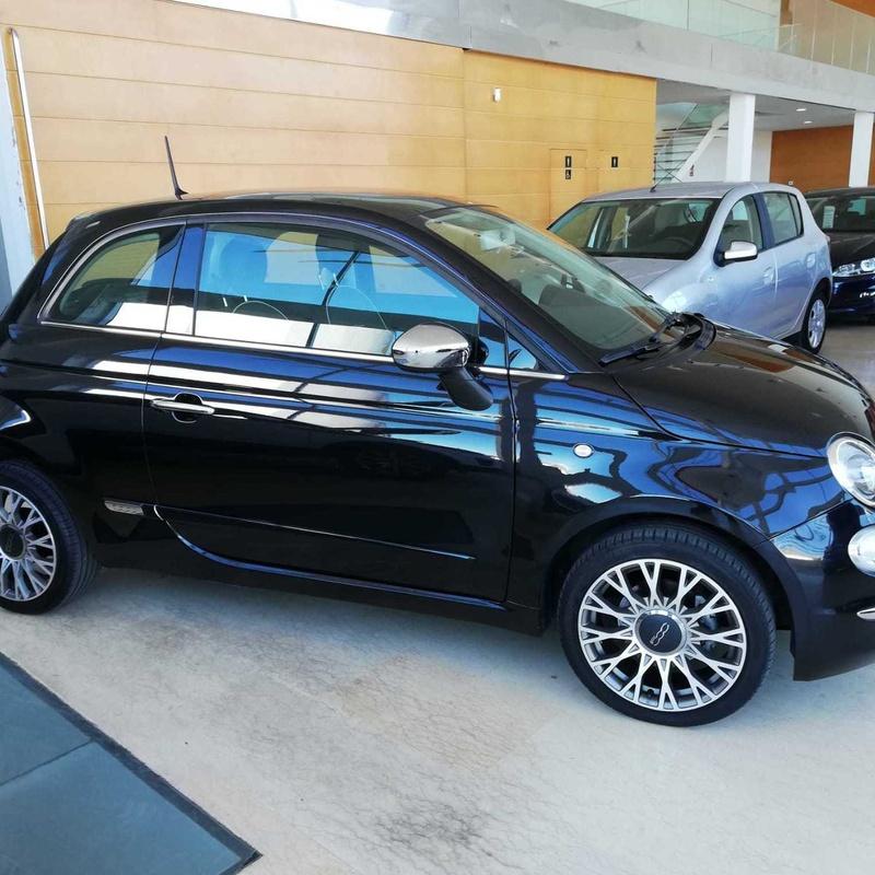 FIAT 500 1.2 8v 51kW 69CV Lounge 3p: Nuestro Stock de Bon Cars