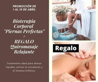 Bioterapia Integrativa BUSTO y SENOS: Servicios de Quirosan