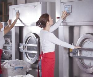 Todos los productos y servicios de Lavado de ropa para hoteles y restaurantes: Lavandería Industrial Aqua