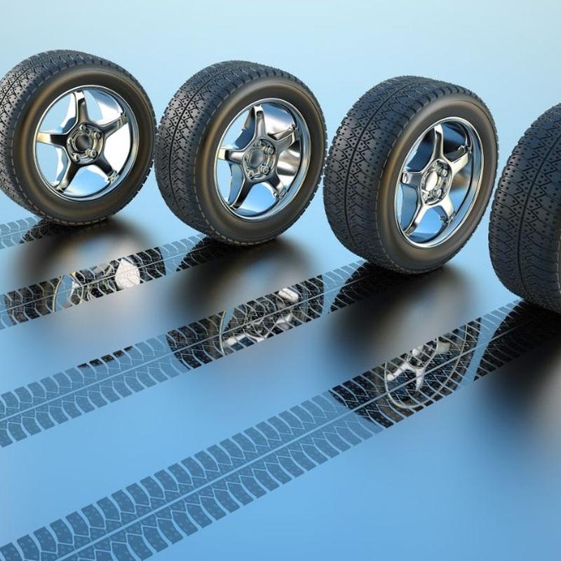 Neumáticos: Servicios de Garatge Sport & Classic