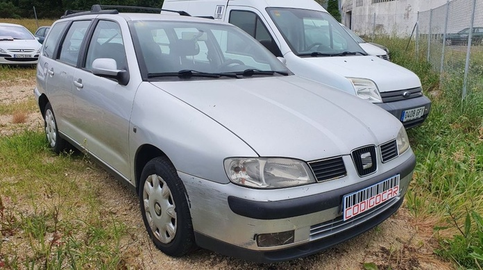 SEAT CORDOBA VARIO 1.9TDI 90CV: Compra venta de coches de CODIGOCAR