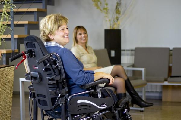Respaldos para sillas de ruedas Synergy