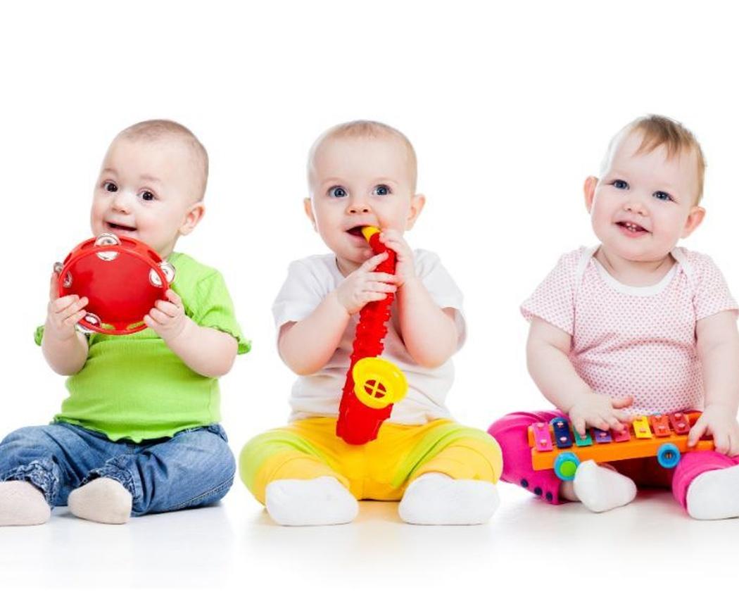 Los beneficios de la educación musical en niños