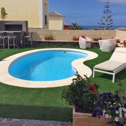 Pintado y mantenimiento de piscinas