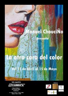 """Exposición """"La otra cara del color"""""""
