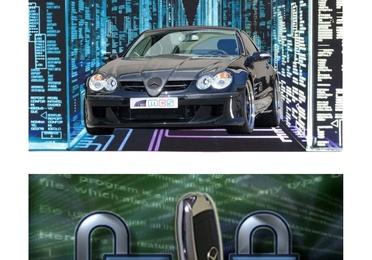Servicios de Reparación & Clonado de Módulos & Llaves Mercedes-Benz