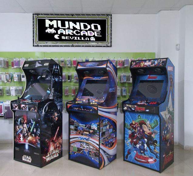 Servicio técnico Máquinas  Arcade