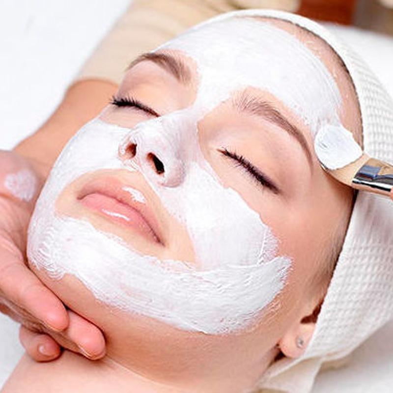 Tratamientos faciales : Servicios de Esther Ruiz Peluquería &  Estética