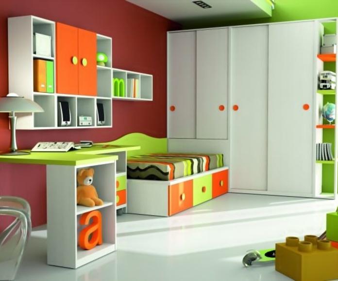 Habitaciones infantiles: Nuestros servicios  de Muebles Pedro Marco