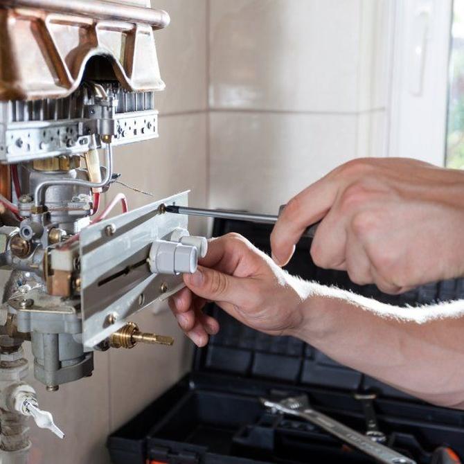 Problemas más frecuentes en las calderas de gas