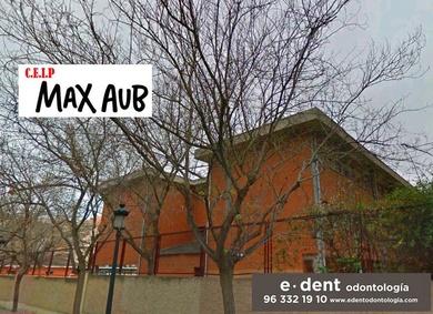 Oferta especial Colegio CEIP Max Aub - Valencia 2014/2015