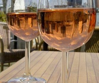 Pequeñas celebraciones: Carta de Restaurante Coral