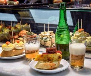 Bocadillos y tapas en Barcelona