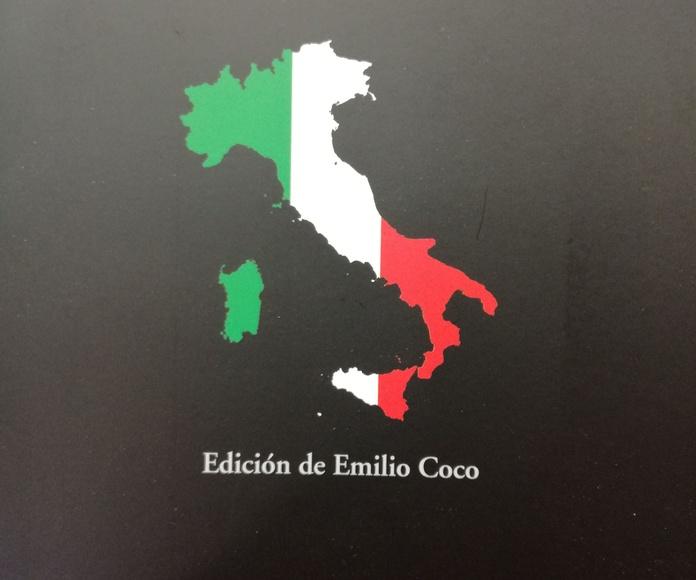 ANTOLOGIA. La poesia del siglo XX en Italia: SECCIONES de Librería Nueva Plaza Universitaria