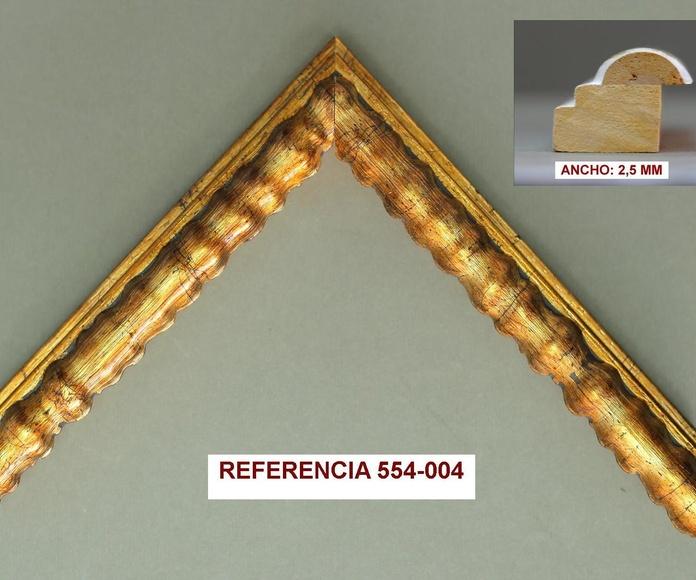 REF 554-004: Muestrario de Moldusevilla
