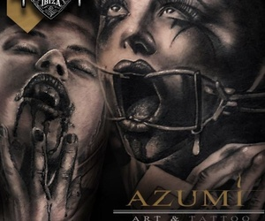 26 Julio - 2 de Agosto Azumi Art & Tatoo